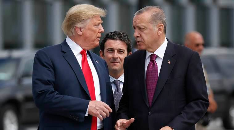 donald trump, recep tayyip erdogan, us turkey relations