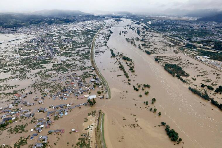 Japan launches major rescue after 'immense' typhoon floods