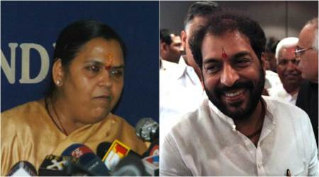 Uma Bharti warns BJP: Victory cannot exonerate Gopal Kanda; people with us should be clean