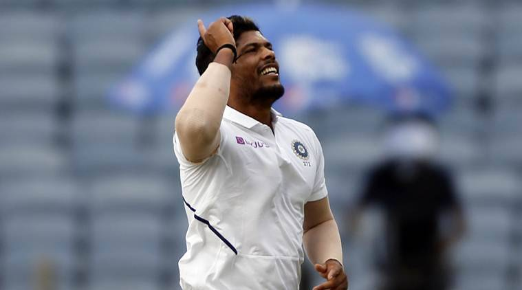 Umesh Yadav, Umesh Yadav Ind vs SA, India vs South Africa, Ind vs SA, Umesh Yadav bowler, Cricket news, Indian Express