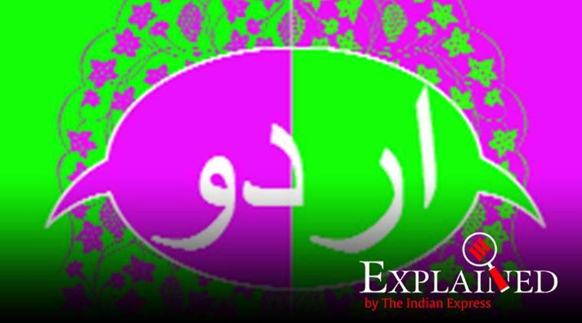 Explained Why Urdu Is An Indian Language Not A Foreign One Explained News The Indian Express