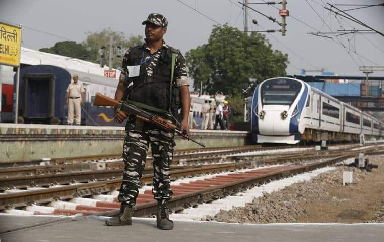 Vande Bharat Express, Vande Bharat New Delhi-Katra Express, Amit Shah to flag off Vande Bharat, New Delhi-Katra Vande Bharat Express, India news, Indian Express