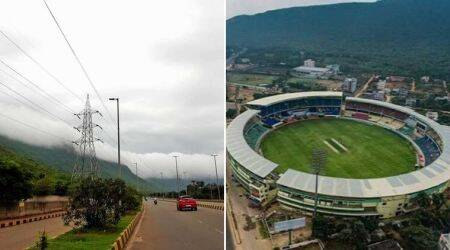 India vs South Africa, Vizag weather, rain forecast in Vizag