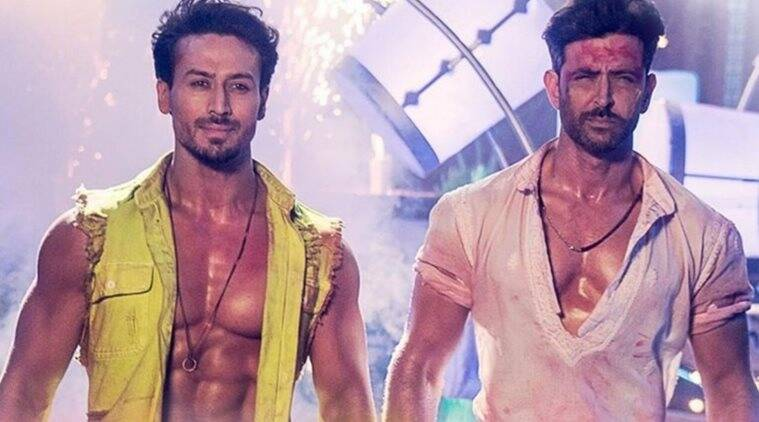 Hrithik Roshan-Tiger Shroff`s War continues to attract cinegoers