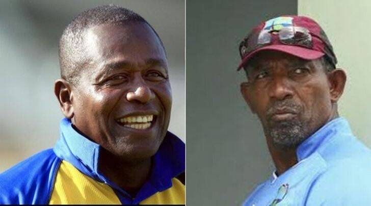 Windies coach, Desmond Haynes and Phil Simmons are among three candidates shortlisted, new West Indies coach. Desmond Haynes and Phil Simmons, coach west indies