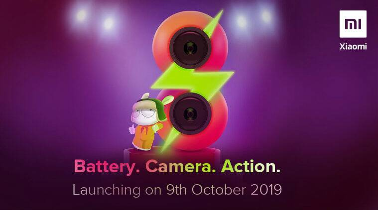 Redmi 8, Redmi 8a, Xiaomi, Redmi, Redmi 8 launch date, Redmi 8 specs, Redmi 8 specifications, Redmi Note 8 Pro, Redmi Note 8, Redmi 8 India launch