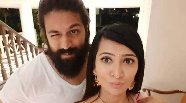 Kannada actor Yash and Radhika blessed with a baby boy