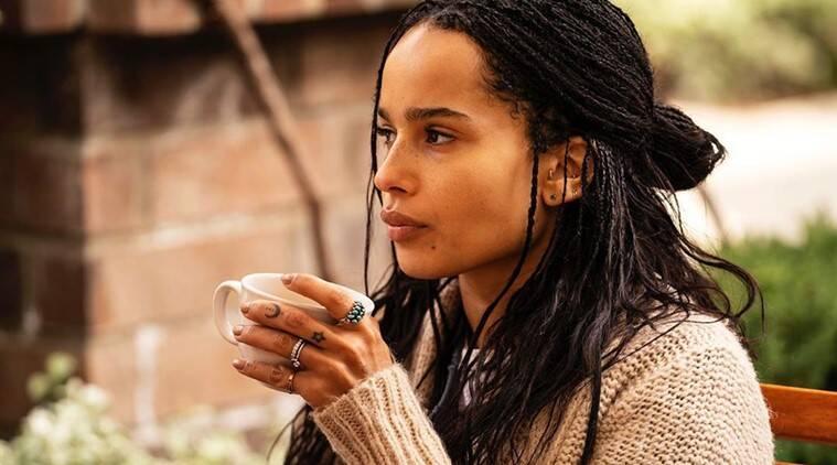Zoe Kravitz joins Robert Pattinson in The Batman as Catwoman