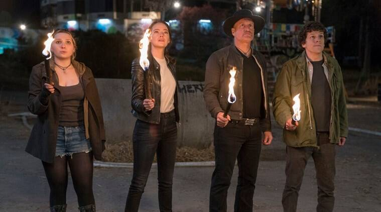 Zombieland Double Tap movie review