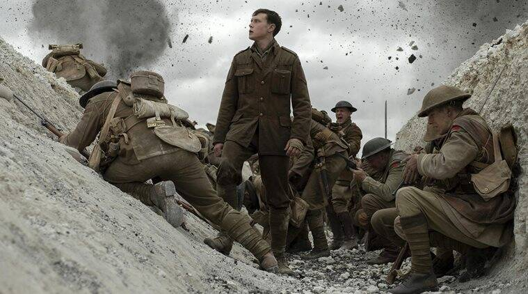 1917 early reactions: 'A stunning cinematic achievement'