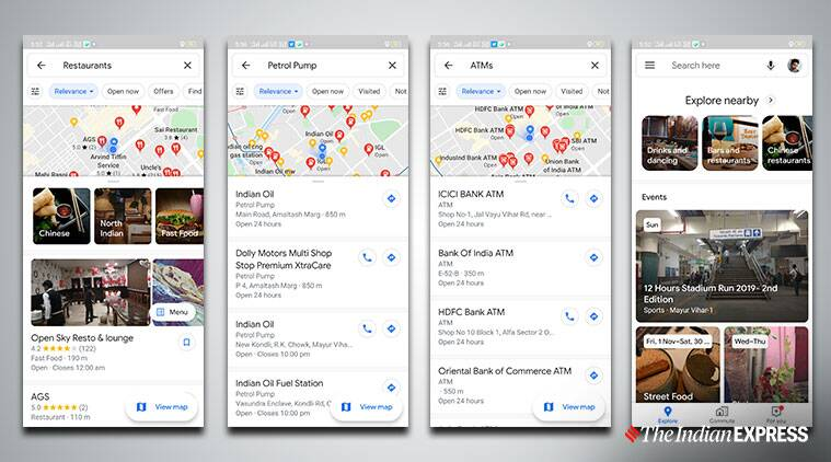 Google maps tips and tricks, google maps, google maps share live location, share location, commute tricks, save places, explore restaurants, find hotels