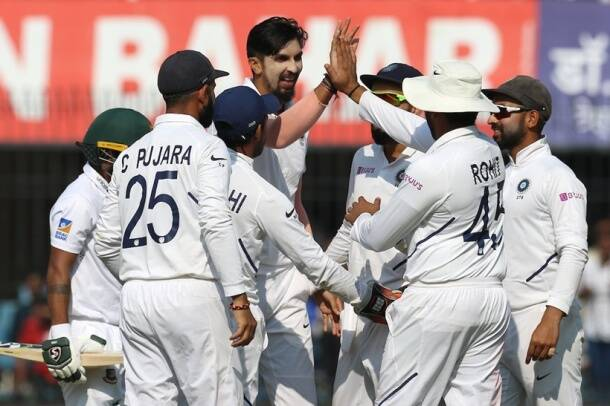 Day 1: India bowlers crush Bangladesh in Indore