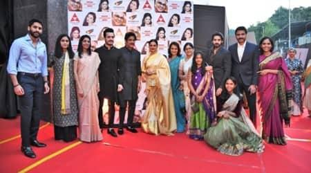 Sridevi, Rekha honoured at ANR Awards 2019