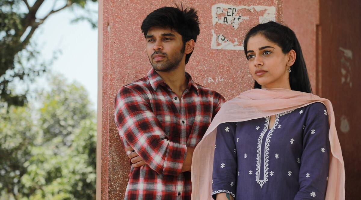 Adithya Varma Movie Review Dhruv Vikram Shines In This Faithfully Remade Problematic Film Entertainment News The Indian Express