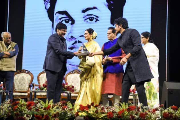 Chiranjeevi ANR National Award 2019