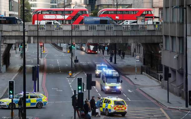 London bridge attack claims two lives; suspect wearing 'hoax explosive' fatally shot