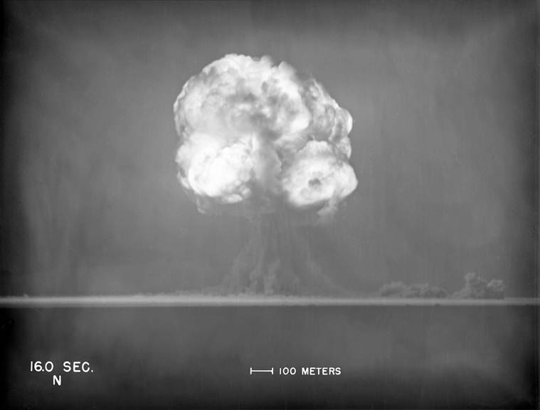 Historians root out another Spy in the US nuclear bomb project