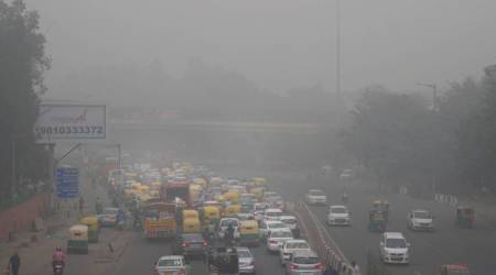 Supreme court on Delhi pollution, SC asks for pollution report, Delhi cm Arvind kejriwal, Delhi pollution, Air quality index, SC notice to delhi government, Delhi news, indian express