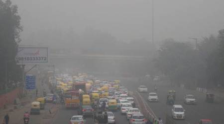 Weather forecast Today Live Updates: Delhi-NCR wakes up to smoggy morning; J&K likely to receive fresh snow