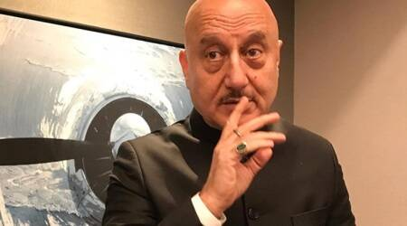 Anupam Kher, Naseeruddin Shah, Citizenship Amendment Act, anupam kher a clown, indian express
