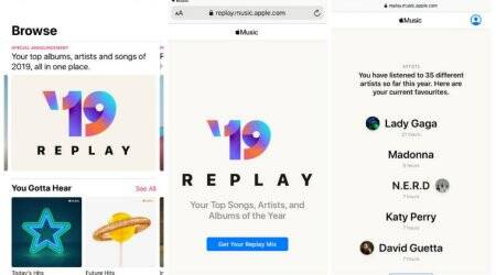 Apple Music Replay, Spotify, Spotify Wrapped, Apple, Apple Music, Apple Music Replay launched, How to use Apple Music Replay, Apple Music Replay site