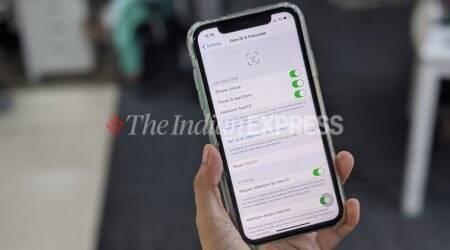 Apple, Apple Face ID, Apple iPhone X Face ID, How to set up Face ID, What is Face ID, Face ID on iPhone XS, Face ID on iPhone 11