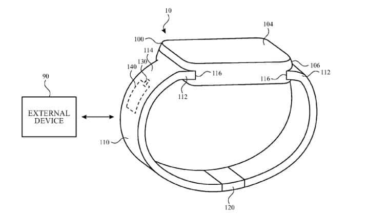 Apple Watch, Apple Watch Touch ID, Apple Watch Touch ID feature, Apple Watch to get Touch ID, Apple Watch patent