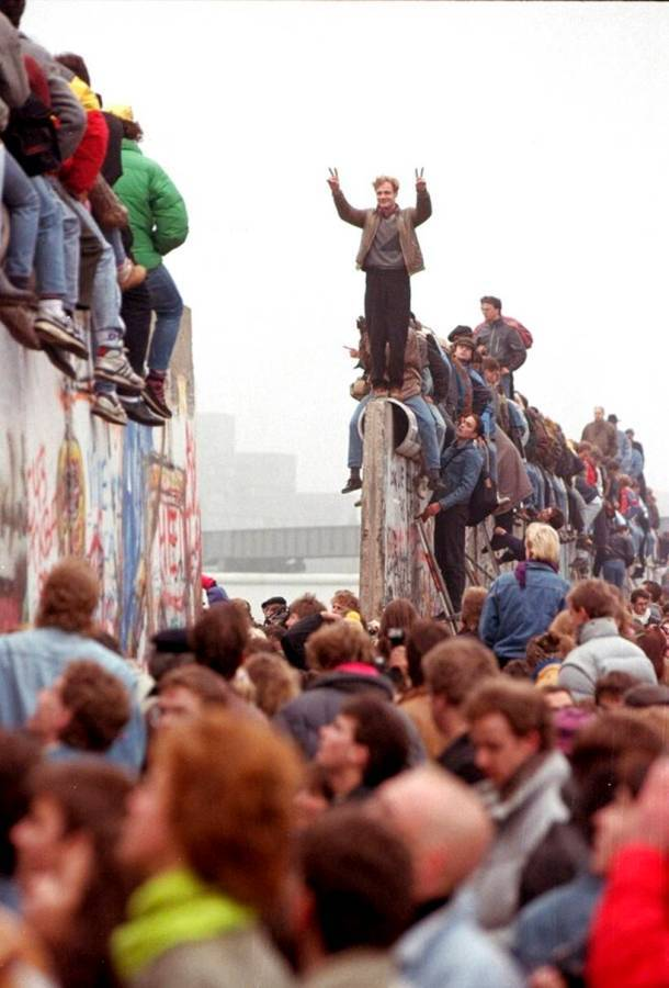 Germany Berlin Wall AP Was There