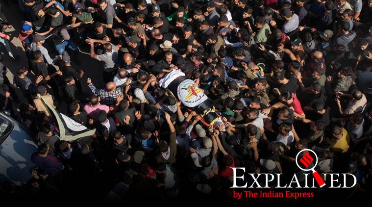 Explained: Who was Bahaa Abu al-Ata, the Palestinian militant killed in Gaza this week?