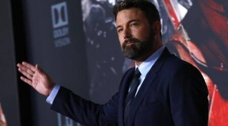 Ben Affleck to star in action thriller Hypnotic