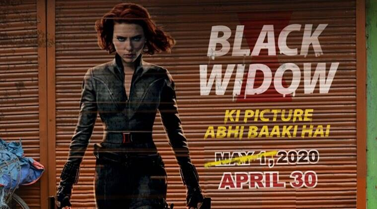Black Widow To Release In India On April 30 2020