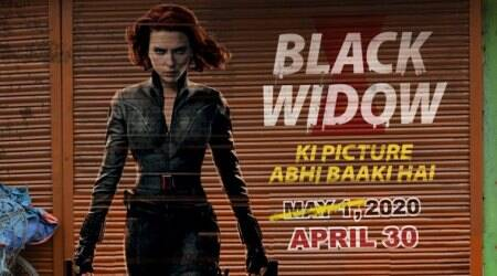 Black Widow to release in India April 30