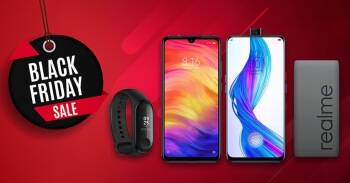 Black Friday Sale Discounts On Redmi Note 7 Pro Realme X Mi Band 3 Realme 5 Pro More Technology Gallery News The Indian Express