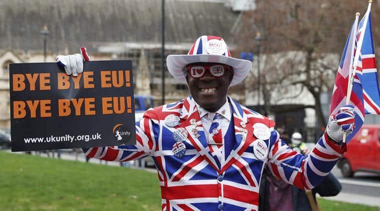 UK Leaves EU: Brexit