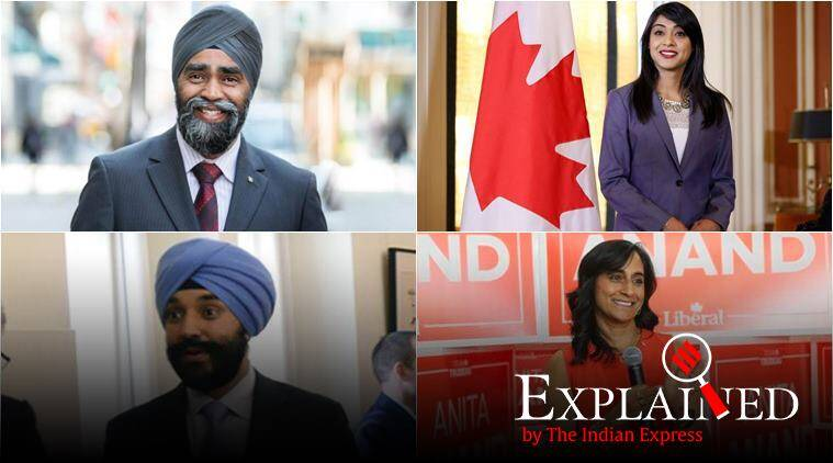 Explained: Meet the four India-origin ministers in Justin Trudeau's Cabinet