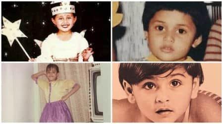 Childhood photos of Rashami Desai, Divyanka Tripathi, Anita Hassanandani, Ram Kapoor