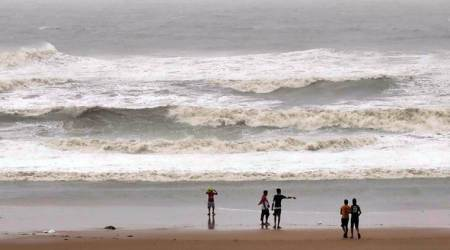 Cyclone Bulbul, Cyclone Bulbul news, Arabian sea cyclone, Cyclones in India, Cyclone Vayu, Cyclone Hikka, Maha Cyclone Arabian sea, indian express news