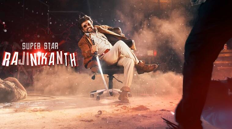 Darbar Motion Poster Starring Actor Rajinikanth Out Now