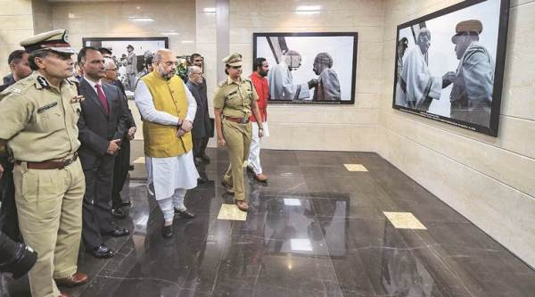 Delhi news, Delhi city news, Delhi police, Delhi police new headquarters, Amit Shah Delhi police headquarters inauguration, indian express news