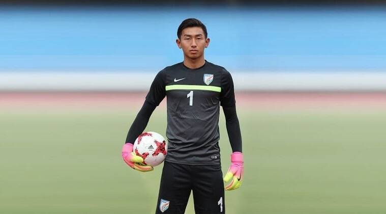Goalkeeper Dheeraj gets maiden call-up to Indian team for World Cup qualifiers
