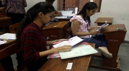 IIT Jee exam date, NEET exam date, Ramesh Pokhriyal, Entrance exam dates, Indian express news