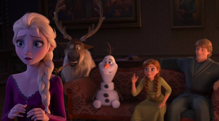 Frozen 2 movie review: Dazzling drag