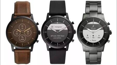 Fossil HR, Fossil, Fossil HR launched, Fossil HR price, Fossil HR India, Fossil HR specifications, Fossil HR specs