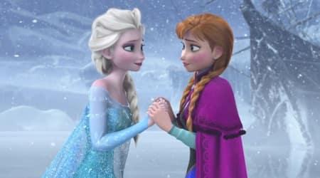 frozen movie disney