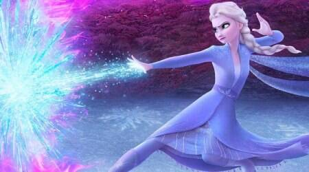 Frozen 2 making of Into the Unknown