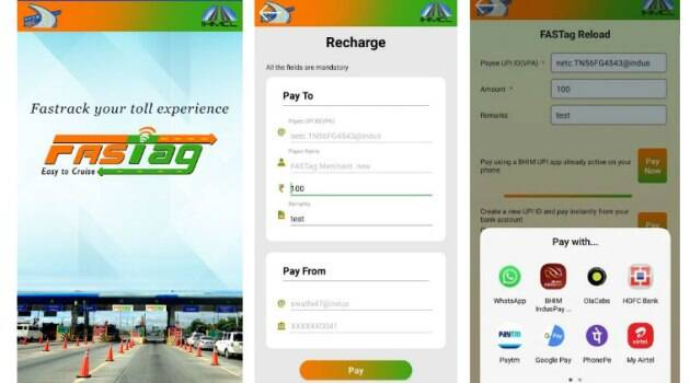 fastag, fastag rules, fastag how to get, recharge fastag, toll plaza