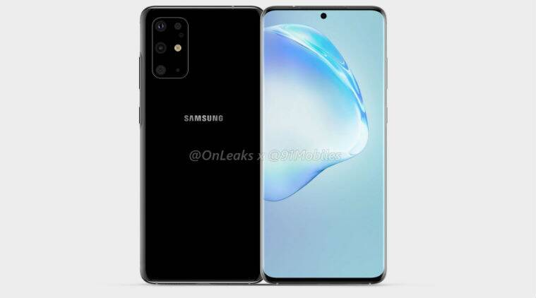Renders reveal Samsung Galaxy S11 Plus will have five rear cameras