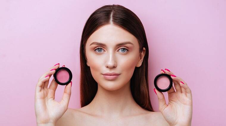 makeup tricks and tips, how to apply blush, tips to apply blush, what blush shades are available, makeup hacks, indian express, lifestyle