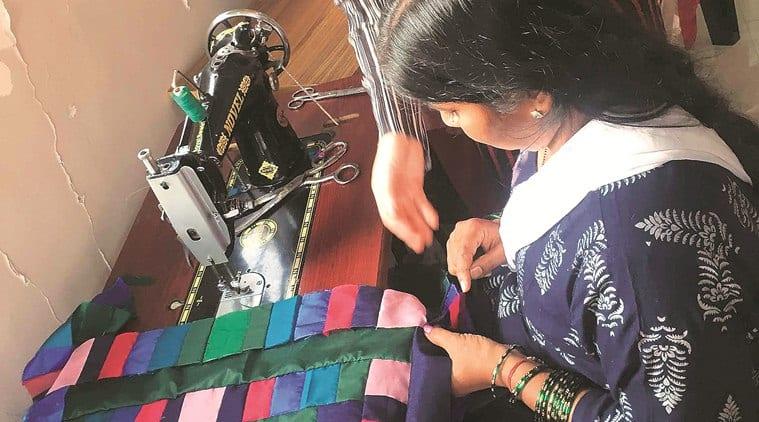 Pune news, Pune city news, Pune quilt project, quilting Godhadi project, Beyond quilting project, Edith Rijnja, indian express news