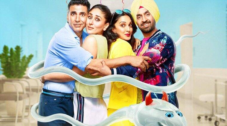 'Good Newws': Akshay, Kareena, Diljhit, to leave you in splits